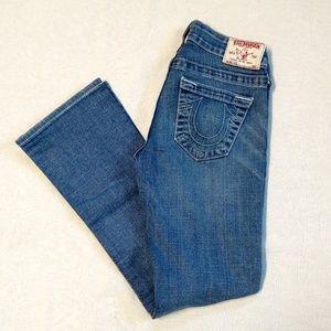 True Religion Tori Boot Cut Jean 25